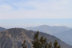 Distant Himalayas